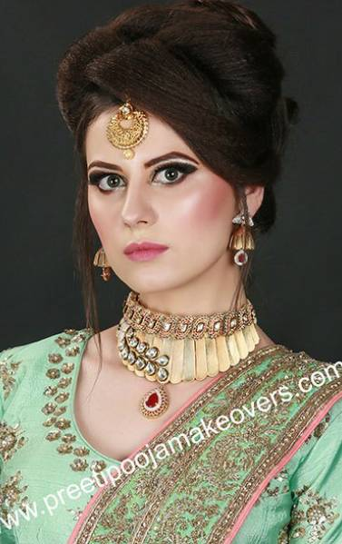makeup courses in rohini