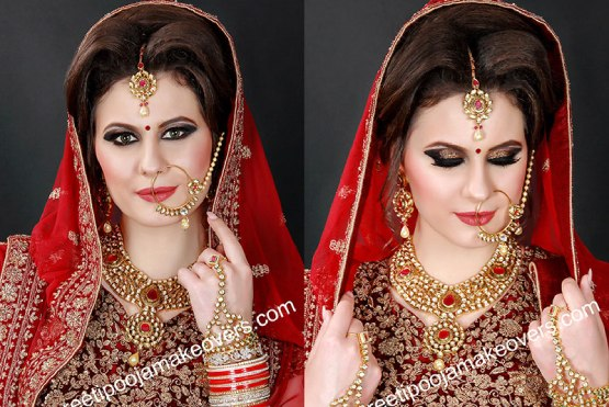 makeup academy in rohini